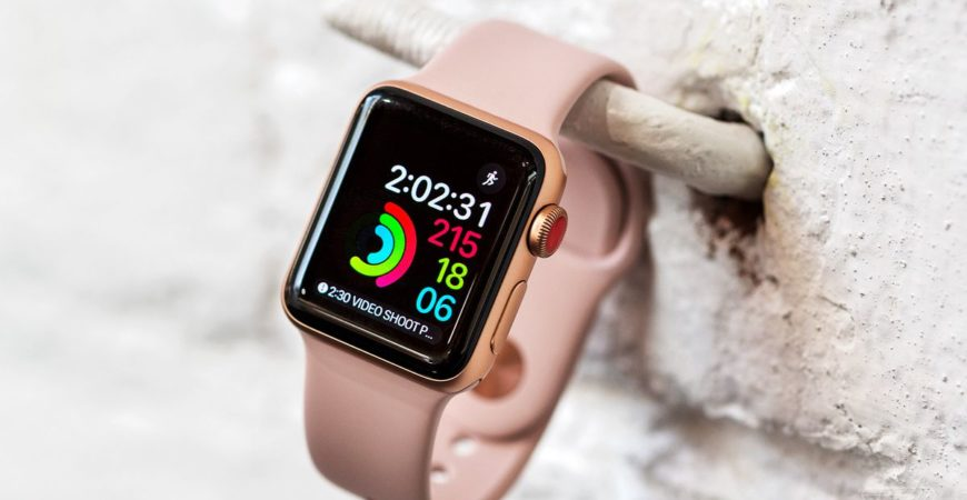 Đánh giá Apple Watch 3