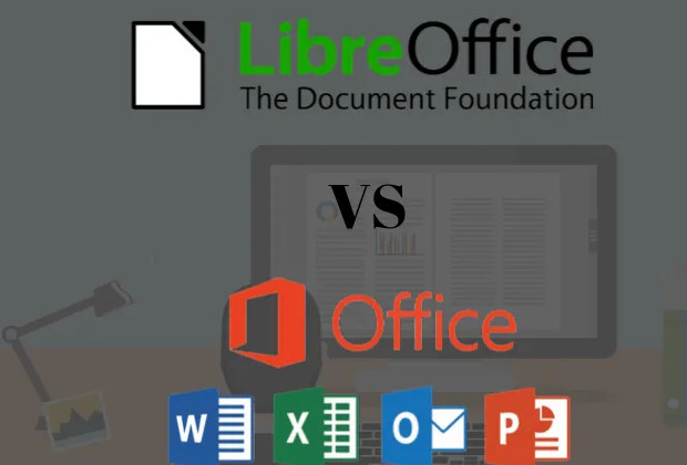 Lựa chọn LibreOffice hay MS Office